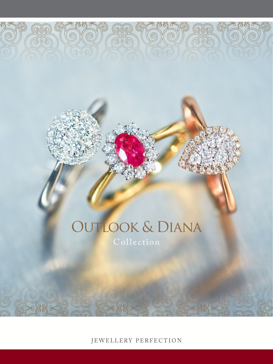 Outlook Diana Collection Catalog Cover Page
