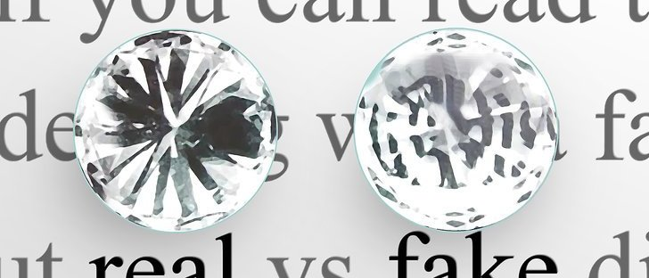 We Tell You Seven Ways To Spot A Real Diamond From A Fake Mnp Gems Limited Birmingham